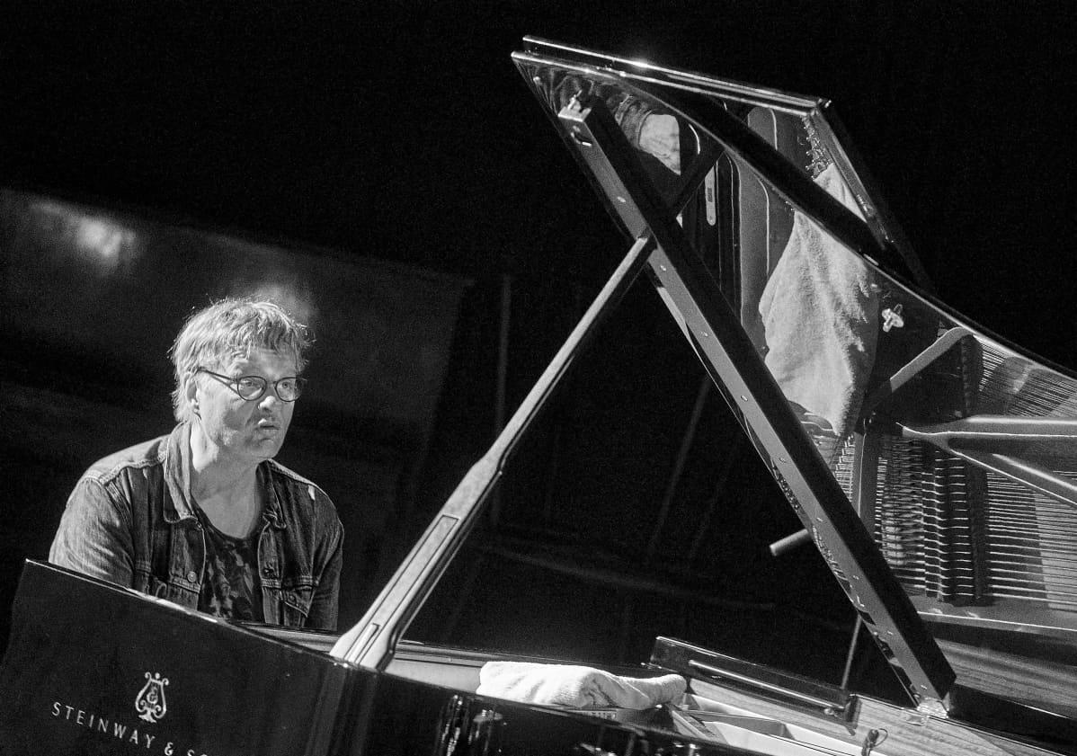 IIRO RANTALA 3 KOKO Jazz Iiro Rantala, piano Timo Hirvonen, basso Joonas Riippa, rummut KOKO Jazz
