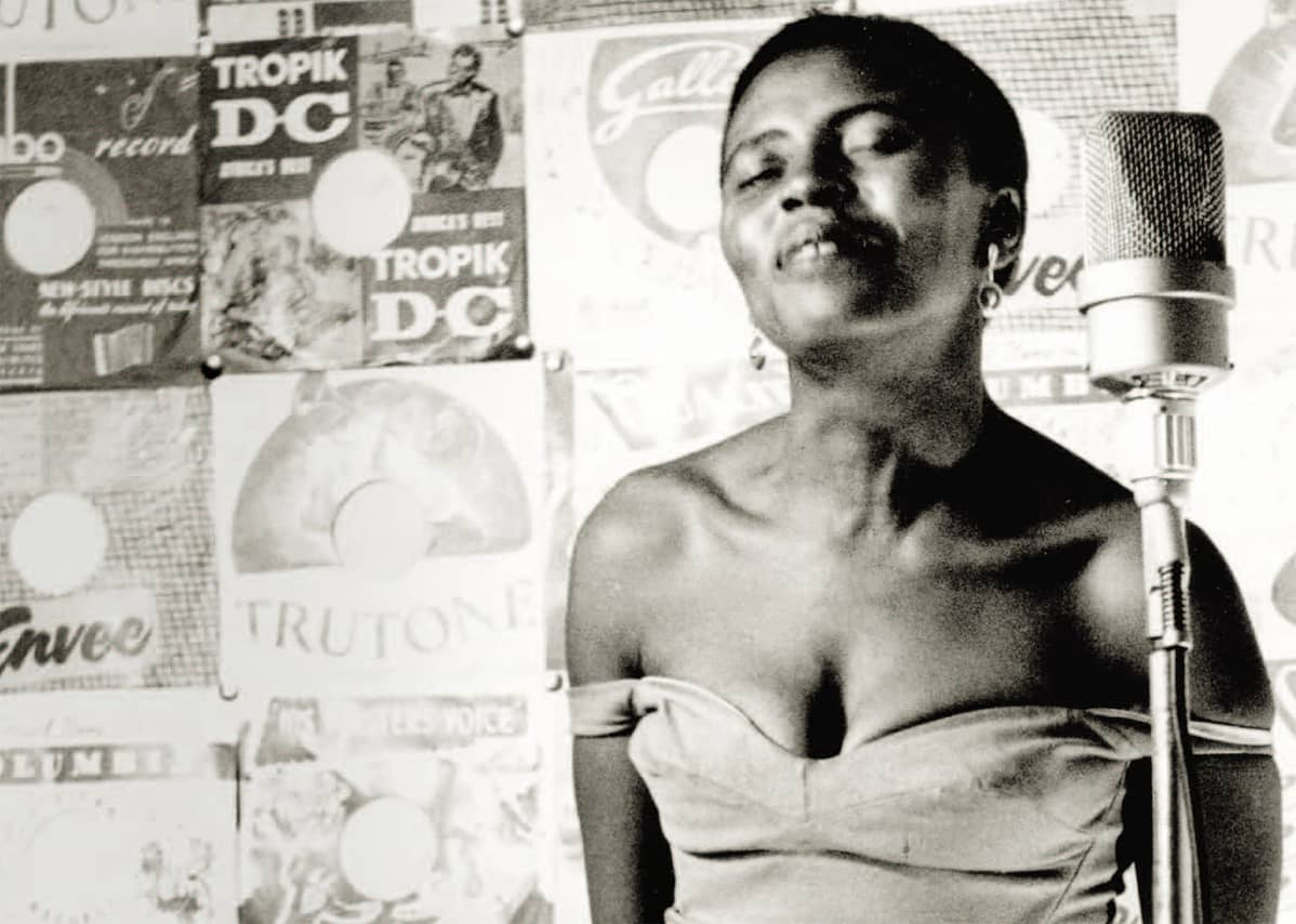 Mama Africa -dokumentti