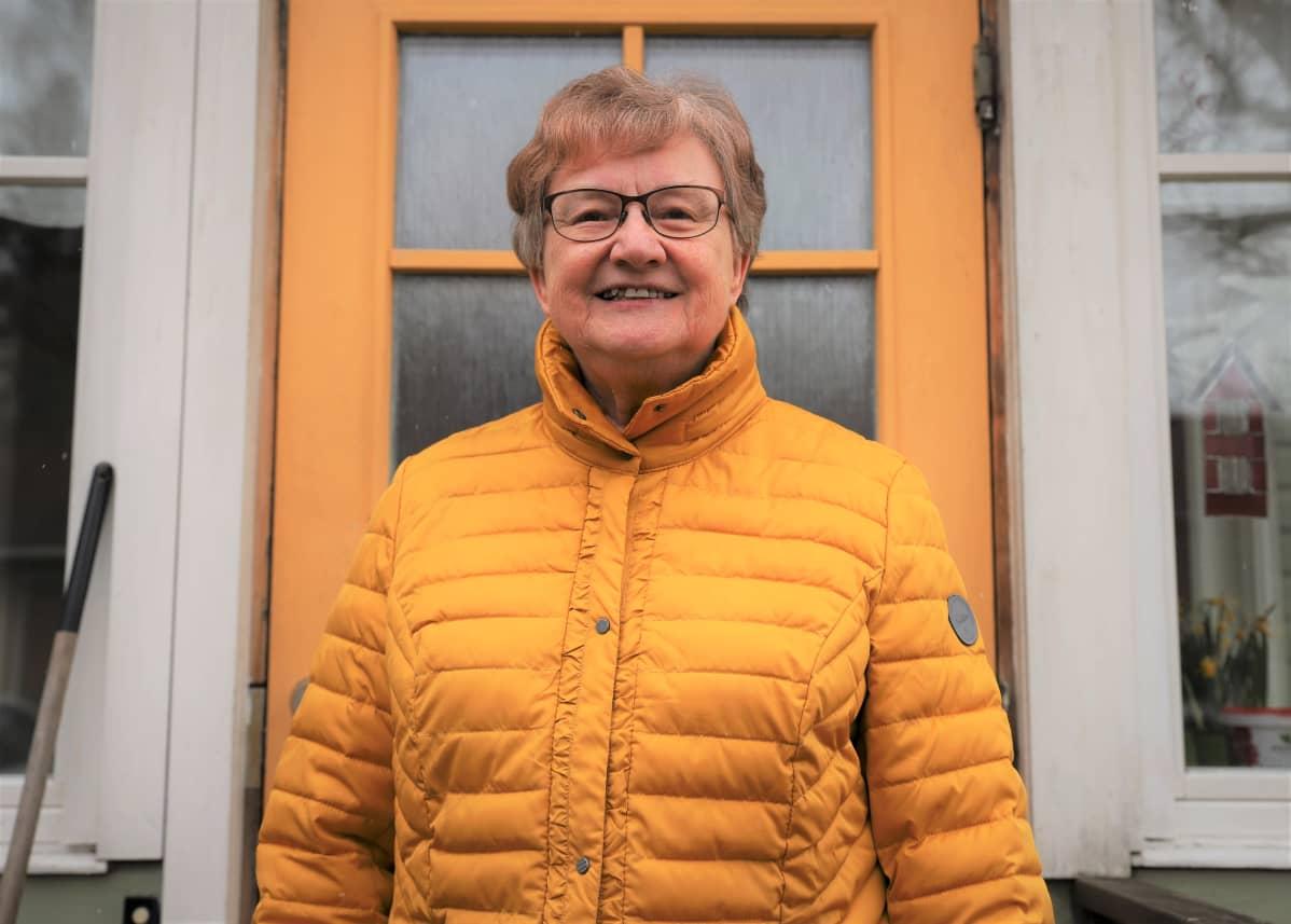 Niina Korpelainen.