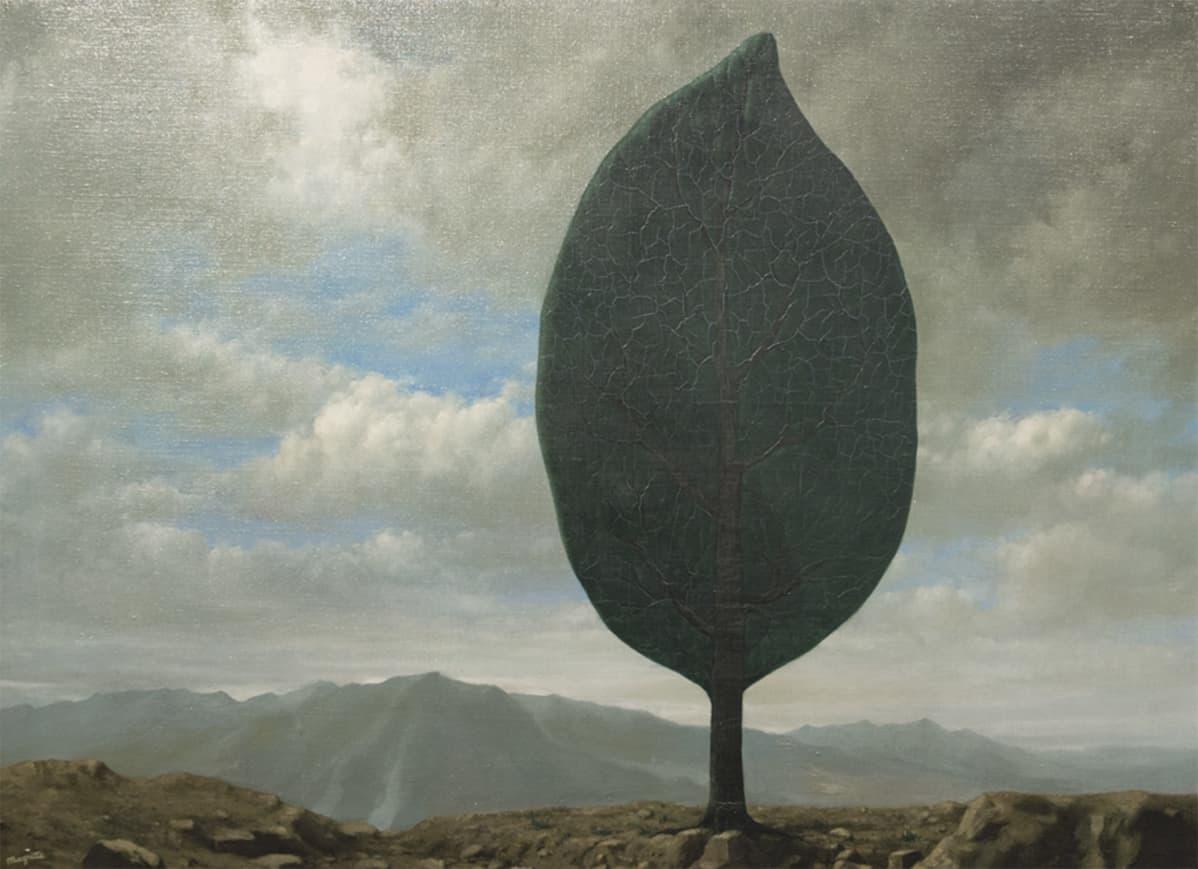 René Magritte, Ilmatasanko, 1940