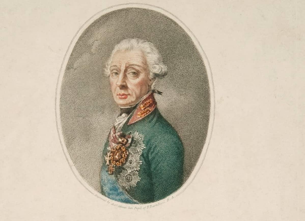 Generalissimus Aleksandr Suvorov