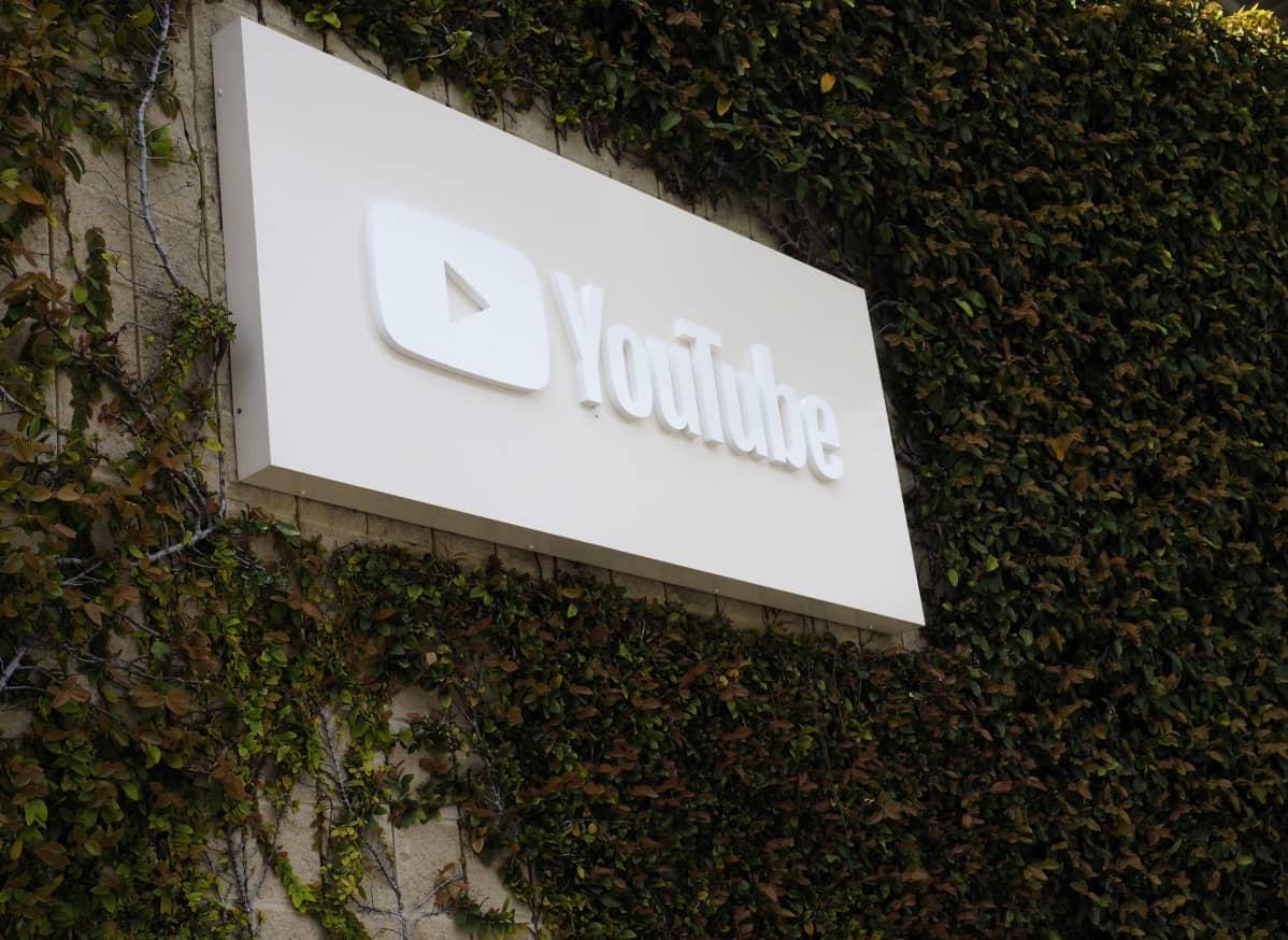 Youtuben pääkonttori on San Brunossa Kaliforniassa.
