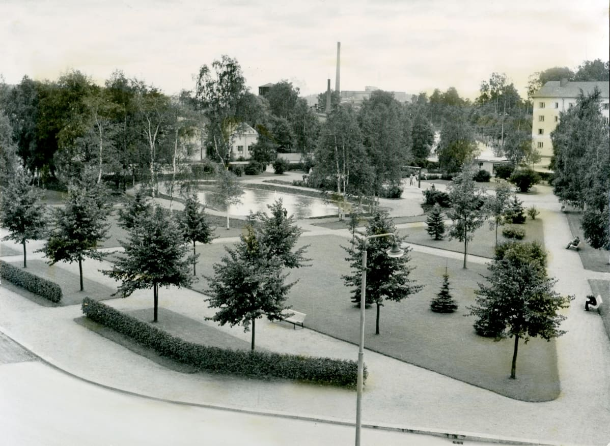 Riihimäen keskuspuistosta tulee selkeämpi 6c28fc1967