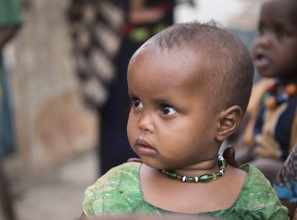 Etiopialaislapsi.