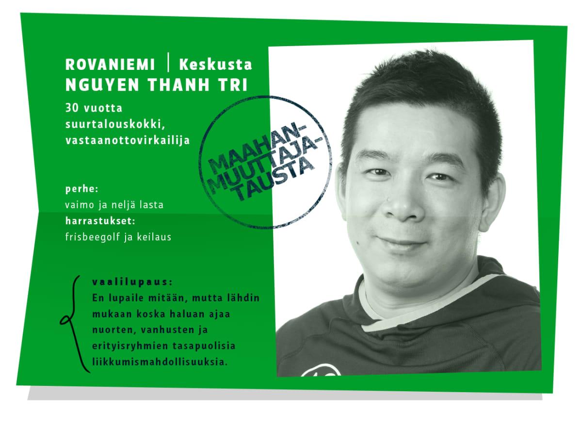 Nguyen Thanh Tri