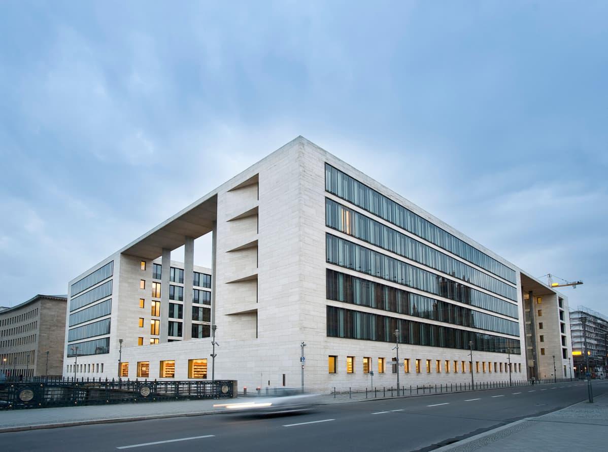 Auswärtiges Amt, Saksan ulkoministeriö.