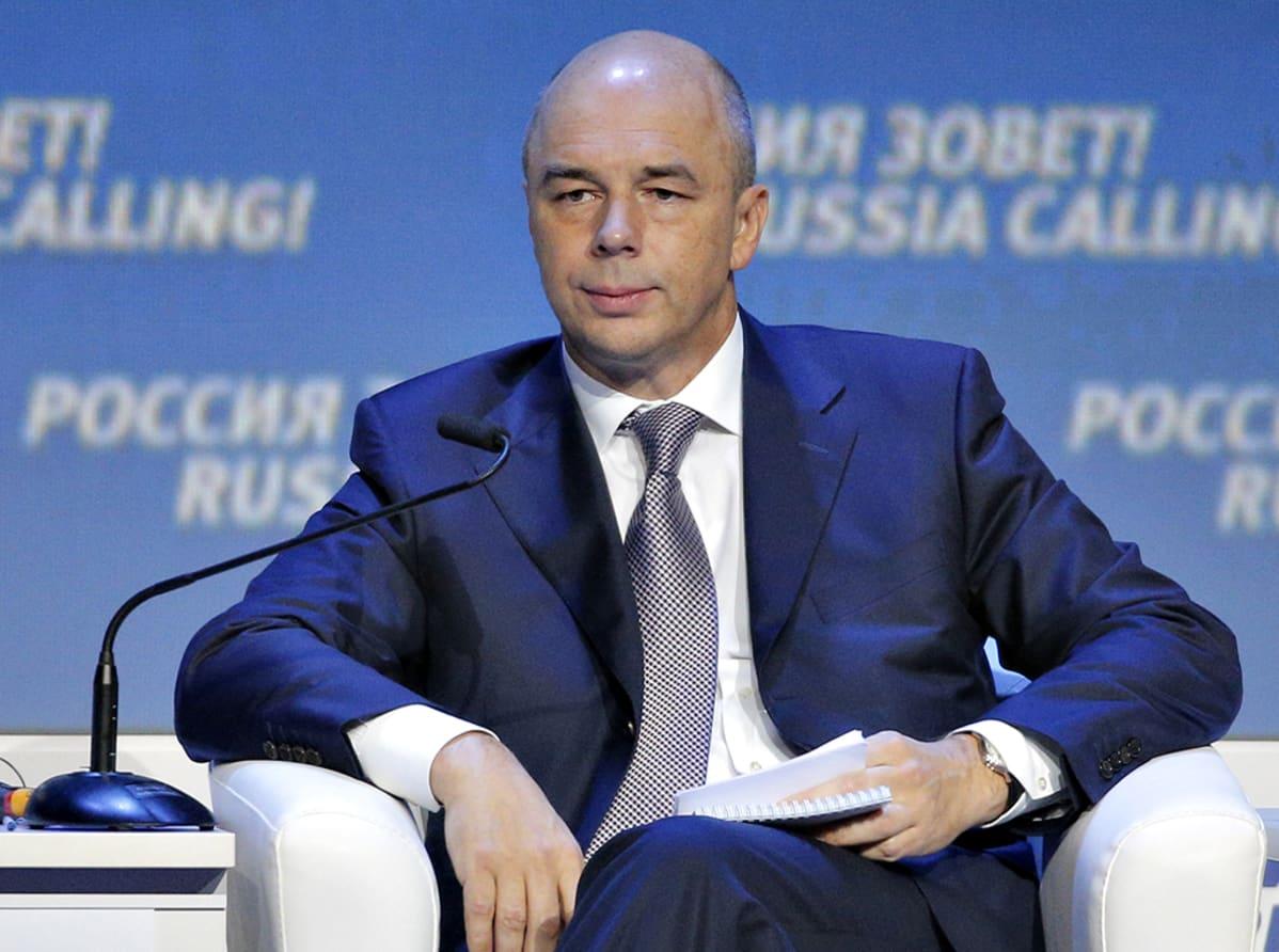 Anton Siluanov.