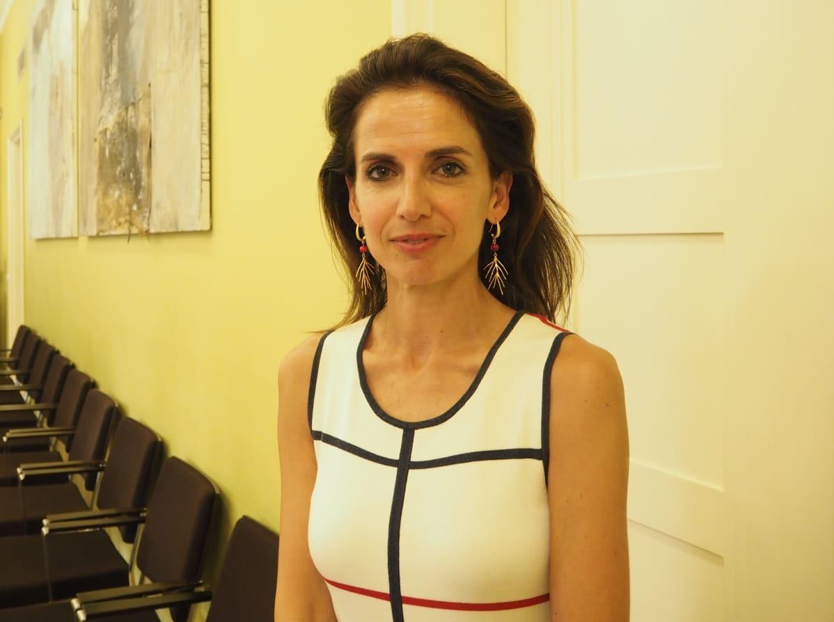 Beatriz Garcia on kansainvälisen, riippumattoman valintakomitean puheenjohtaja.