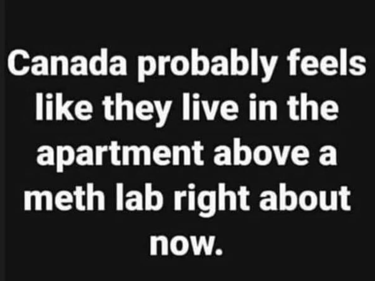 Kanadaa säälitään.