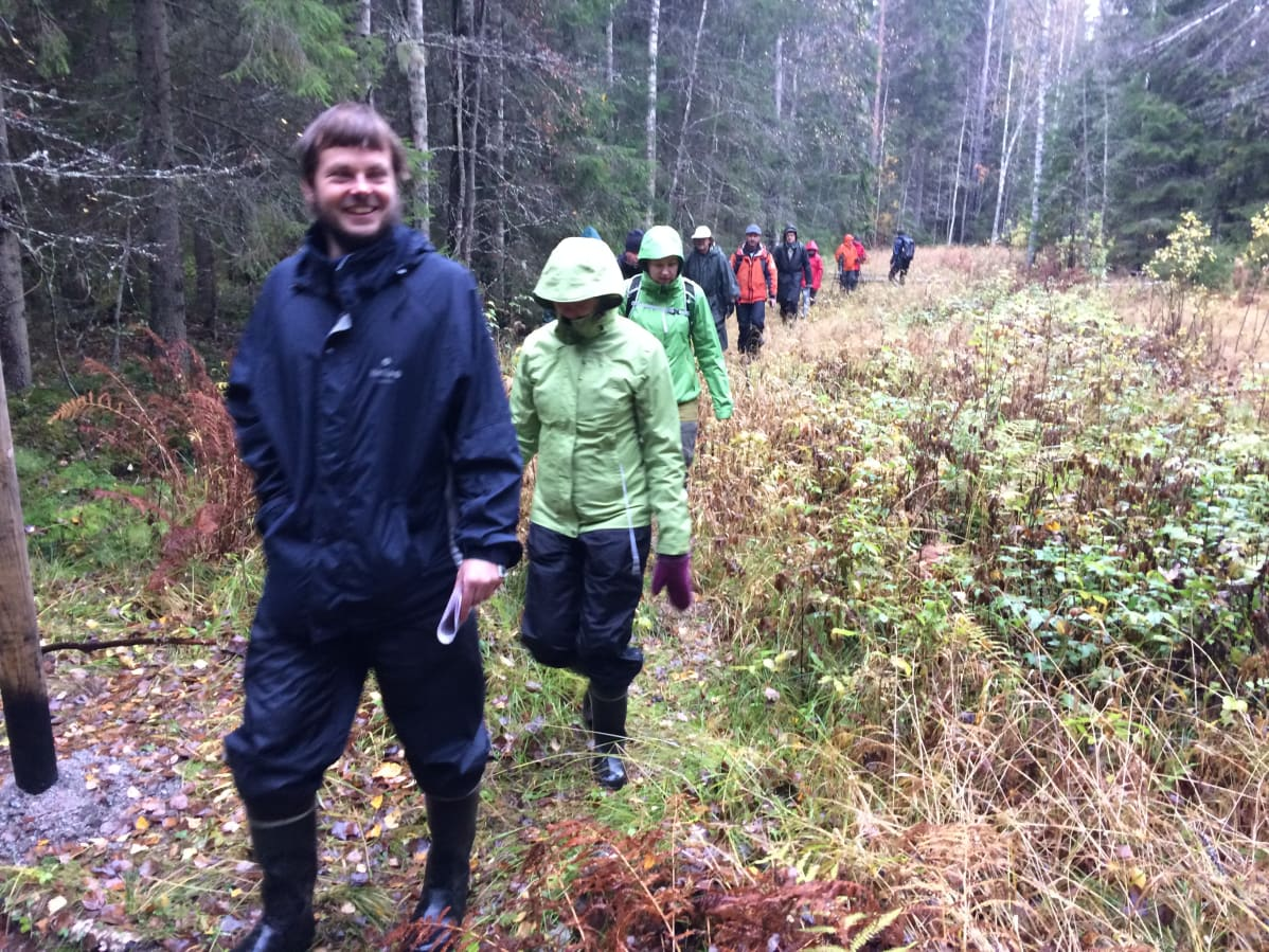 Tampere lahjoittaa laajat luonnonsuojelualueet satavuotiaalle ... 8c3a93738a