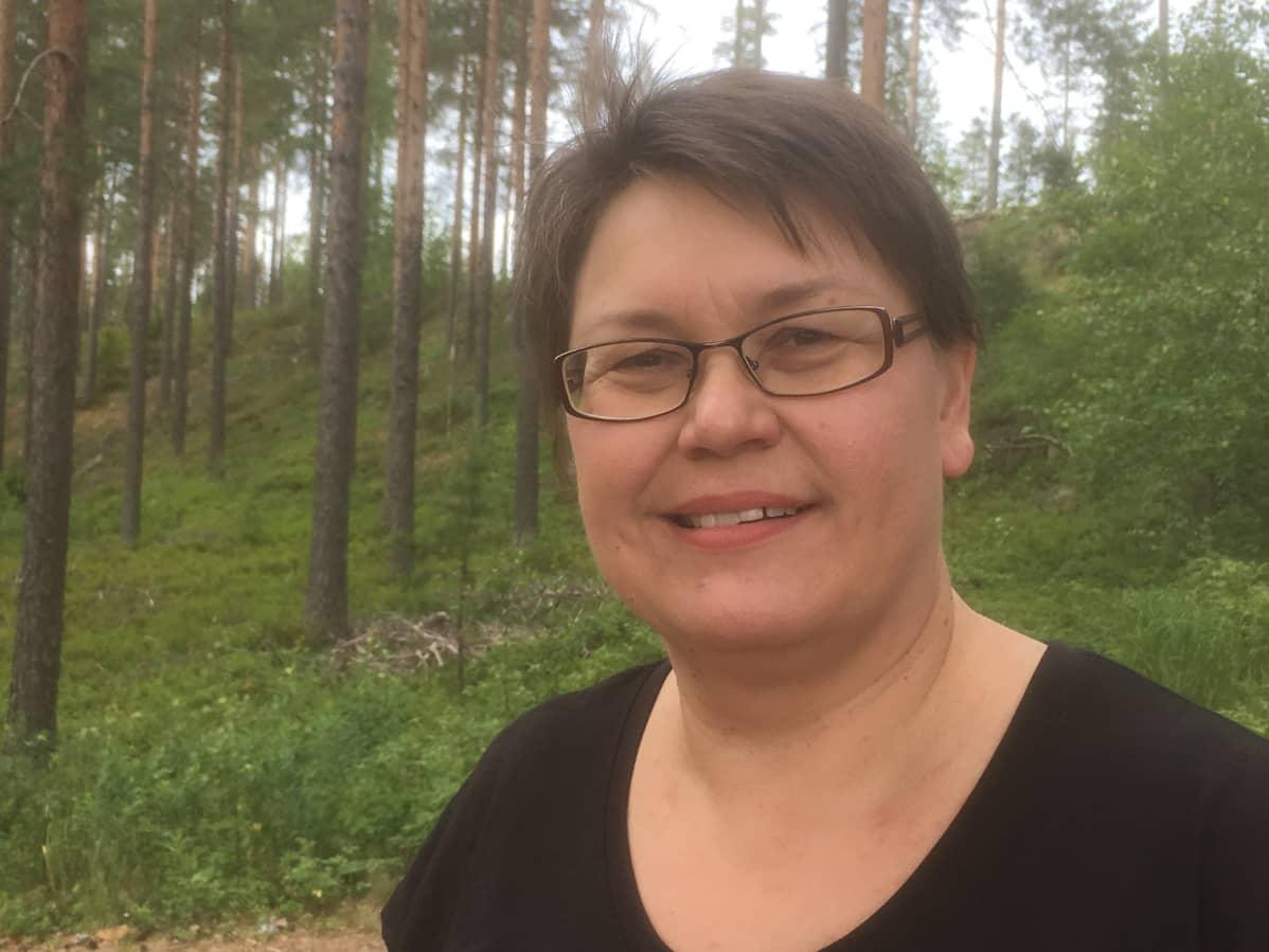 Anne-Mari Heikkinen MTK