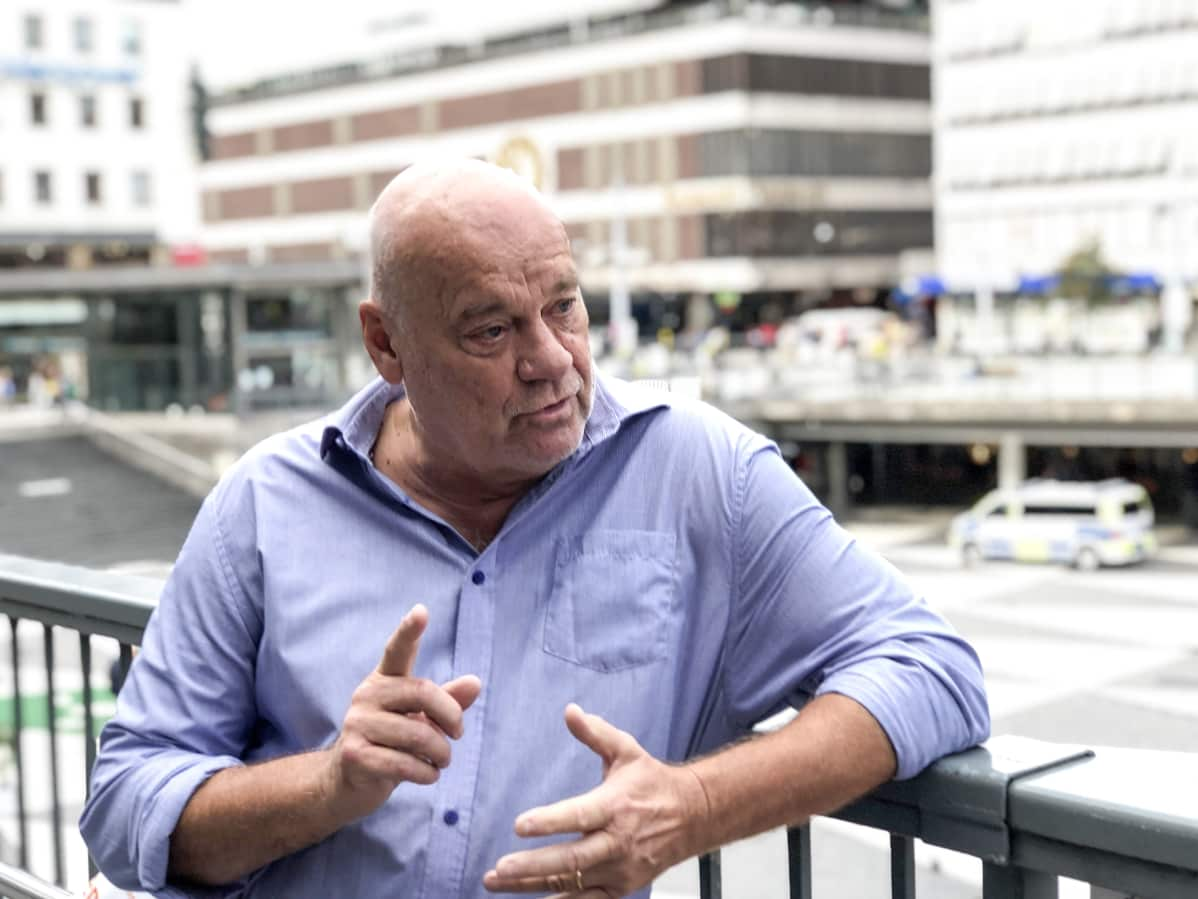 Arne Lundström