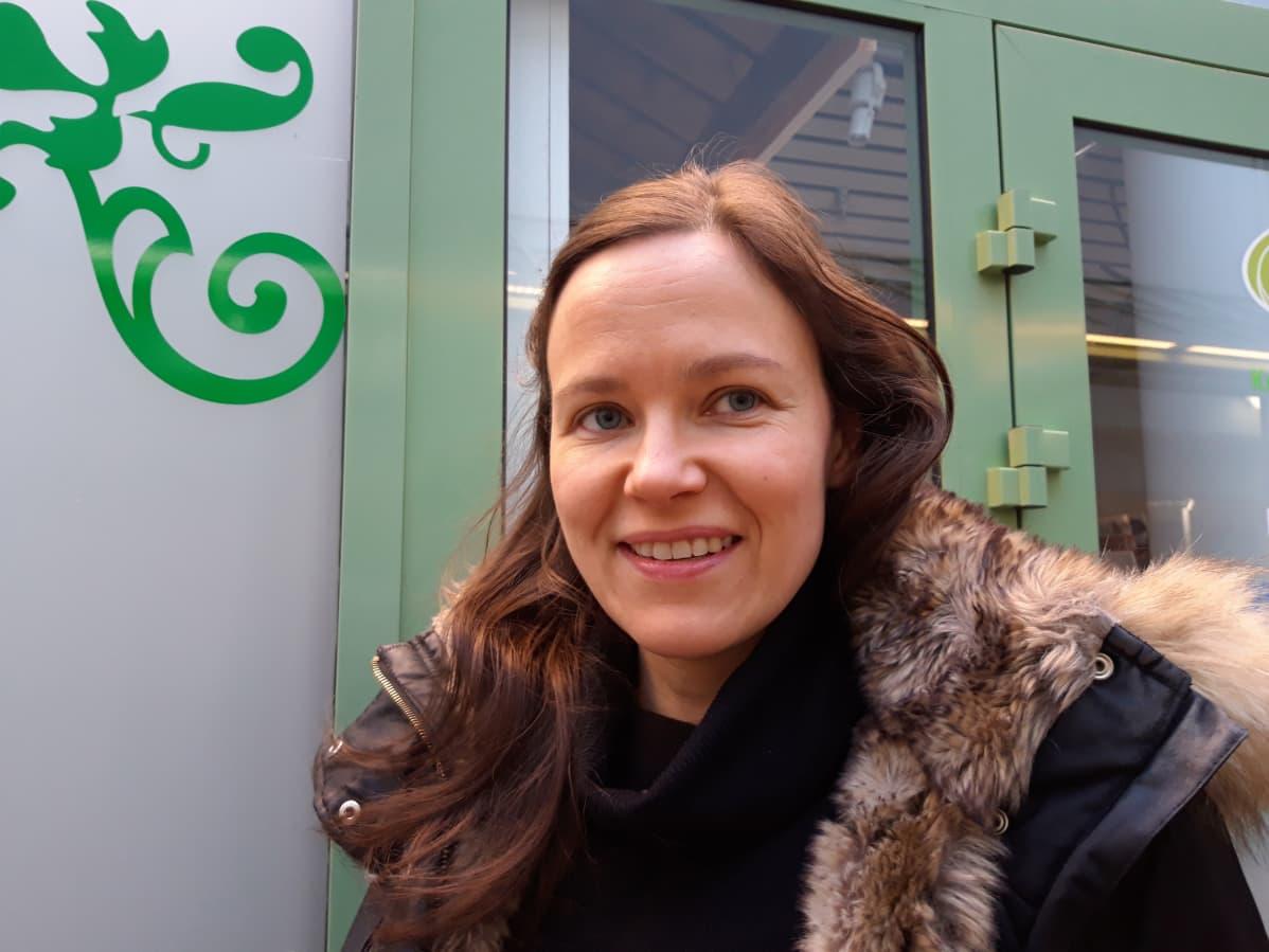Eeva-Liisa Linnanmäki.