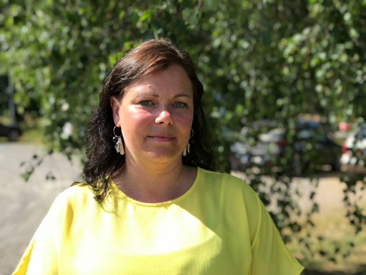 Kangasalan sosiaali- ja terveysjohtaja Marika Lanne