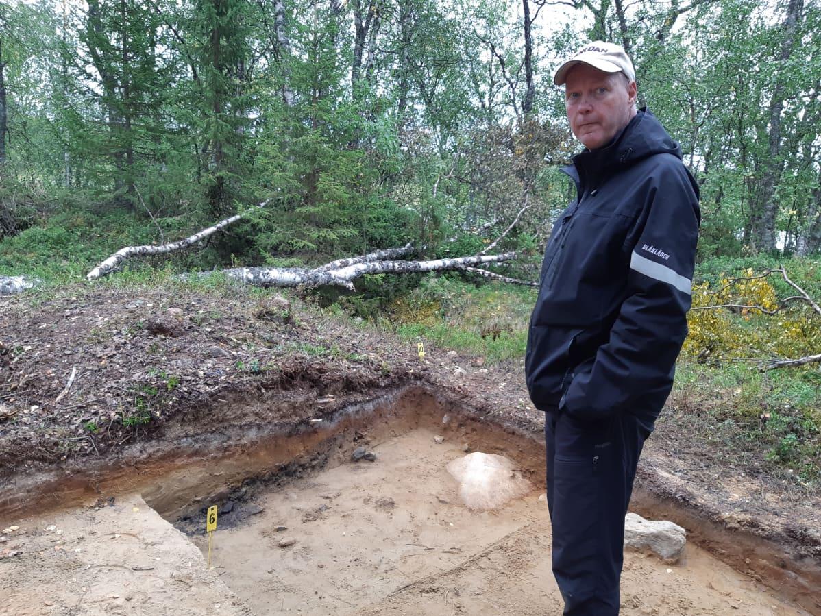kivikausi esihistoria Sokli Savukoski arkeologiset kaivaukset arkeologia