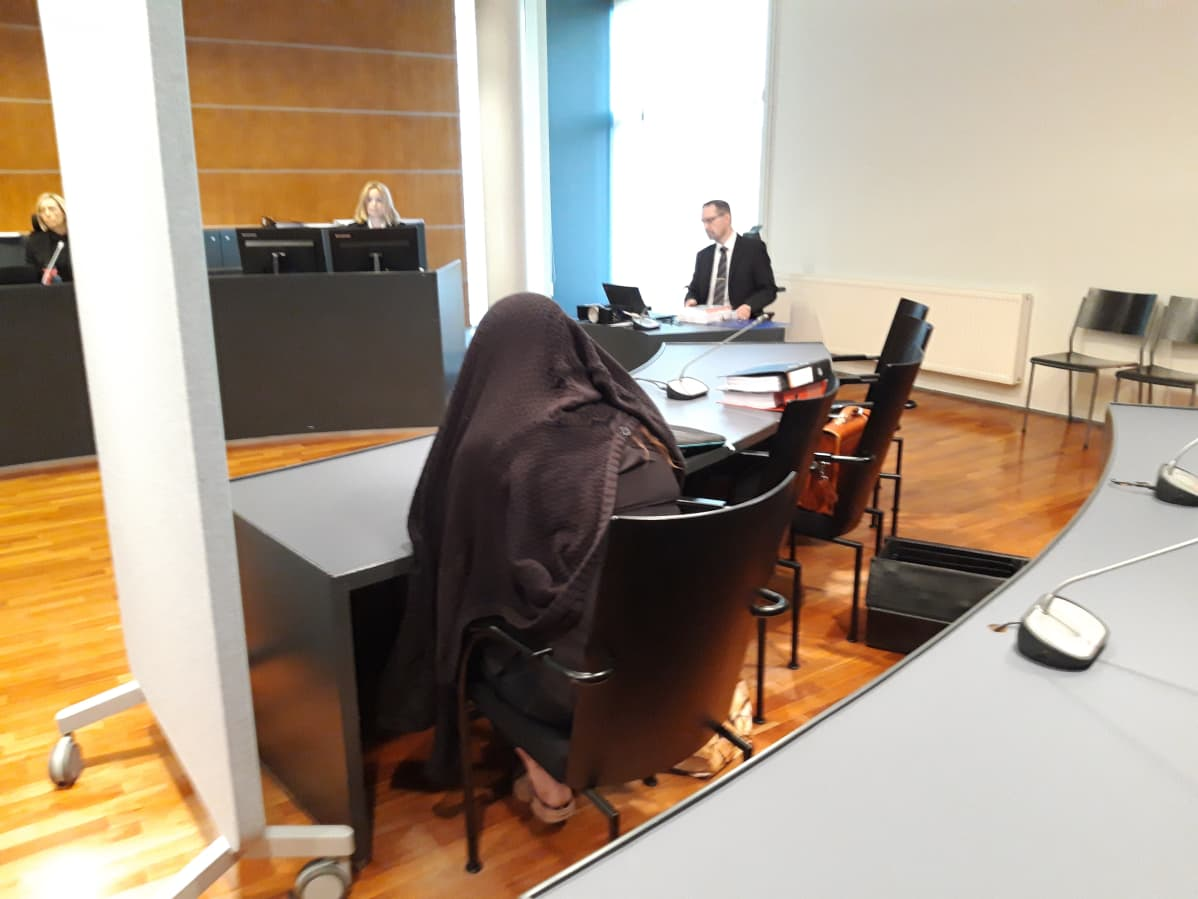 Laihialla heinäkuussa 2018 tapahtuneen epäillyn henkirikoksen käsittely alkoi Pohjanmaan käräjäoikeudessa 2.9.2019