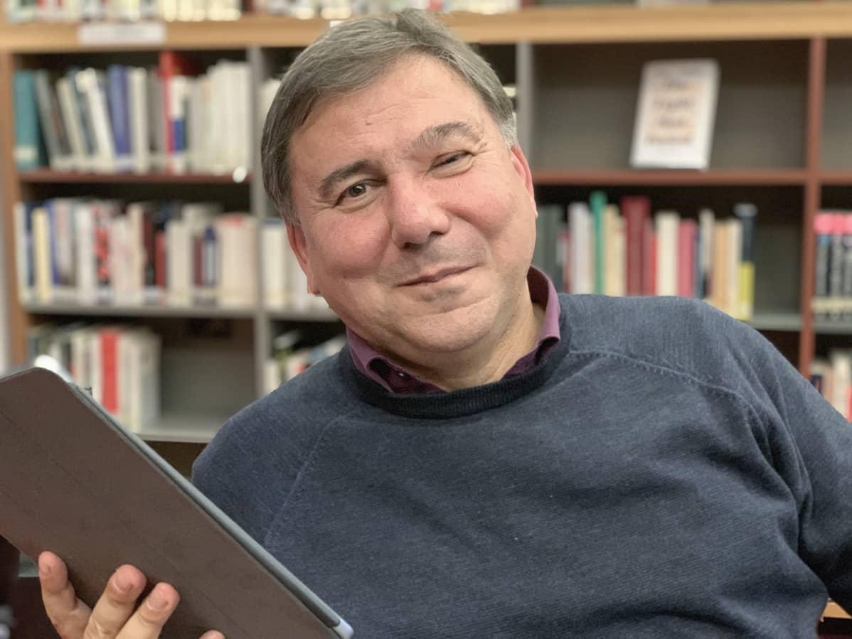 Ivan Krastev työskentelee Wienissä IWM-tutkimuslaitoksessa.