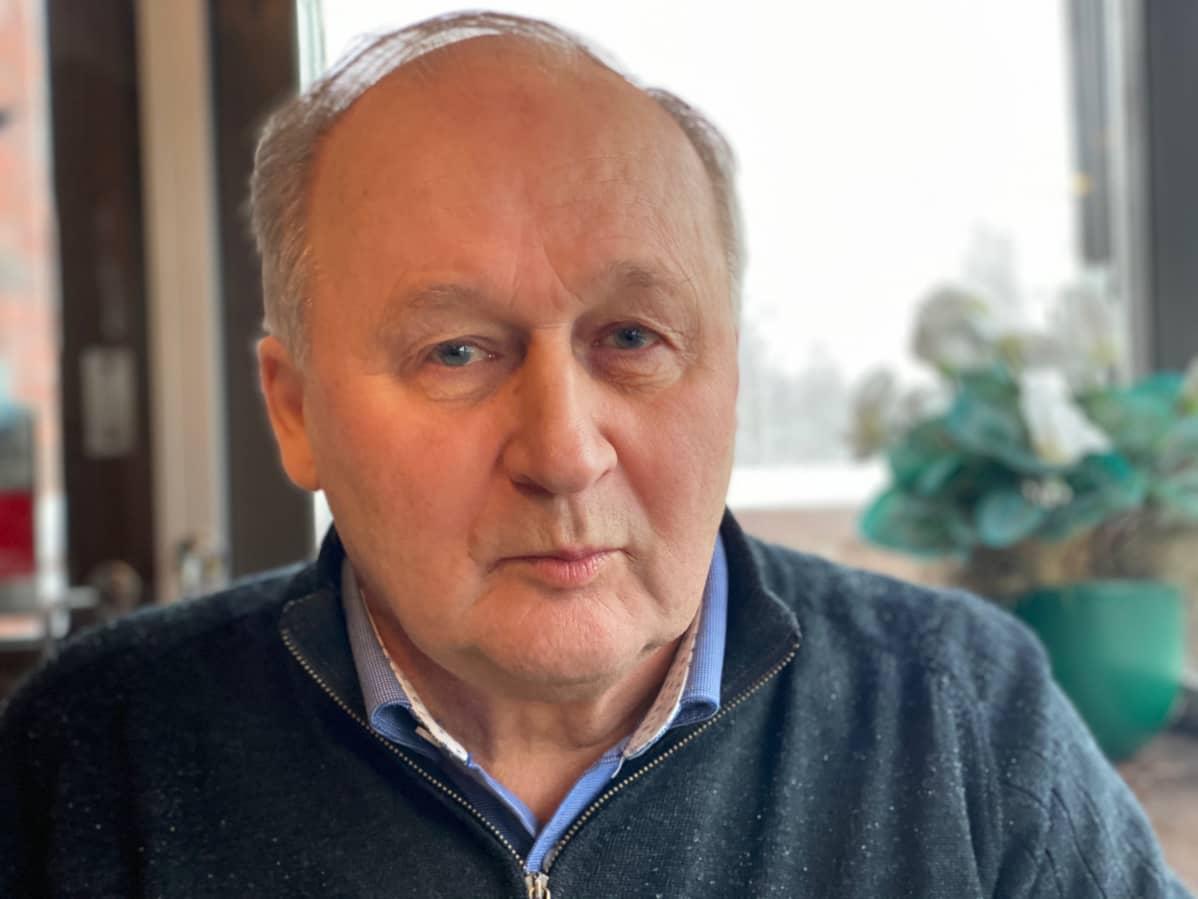 Jaakko Hänninen pettyi ruotsalaisyhtiön tapaan toimia.