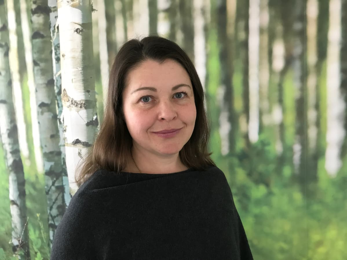 Mieli ry:n asiantuntijalääkäri Meri Larivaara