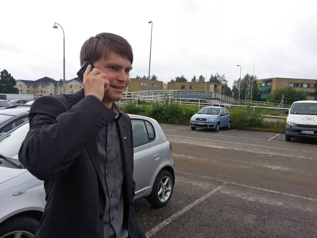 kansanedustaja Heikki Autto (kok.)