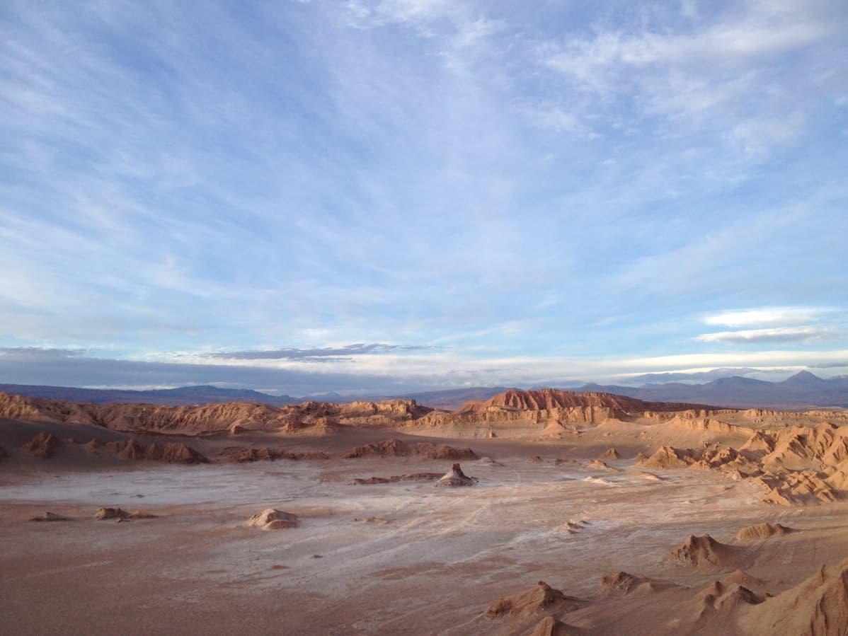 Atacaman autiomaa