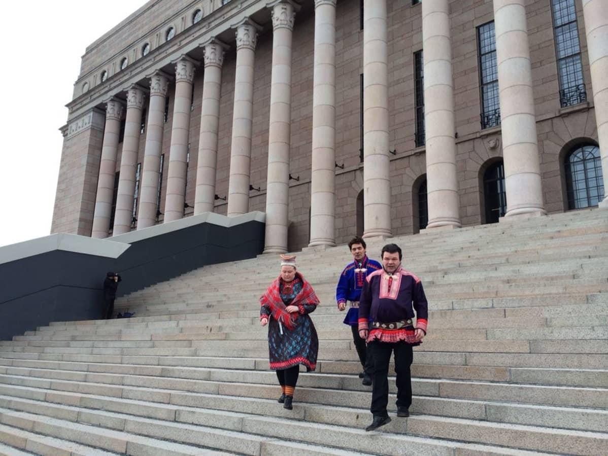 Behtton sámedikki ságadoallit 10.3.2015