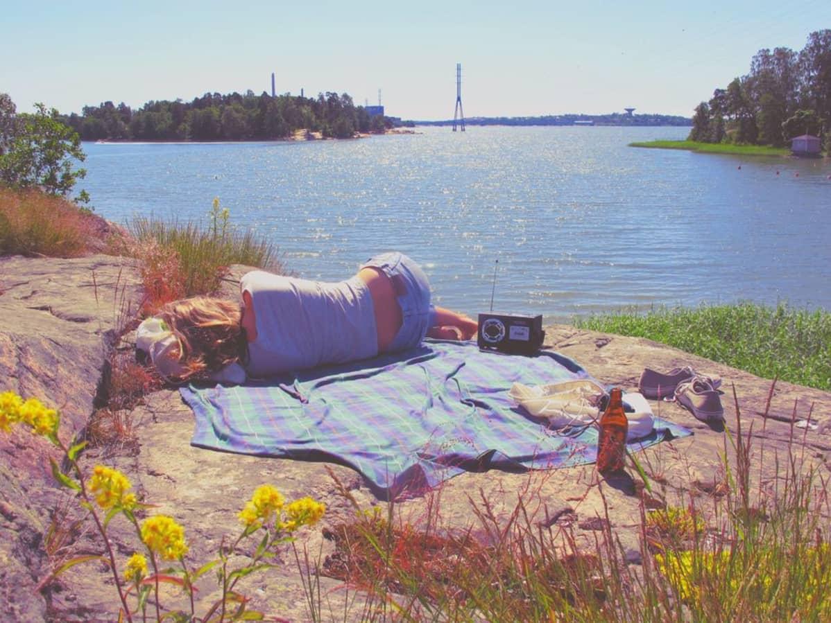 Tiedatko Missa Helsingin Ainoa Vesiputous Sijaitsee Katso Vinkit
