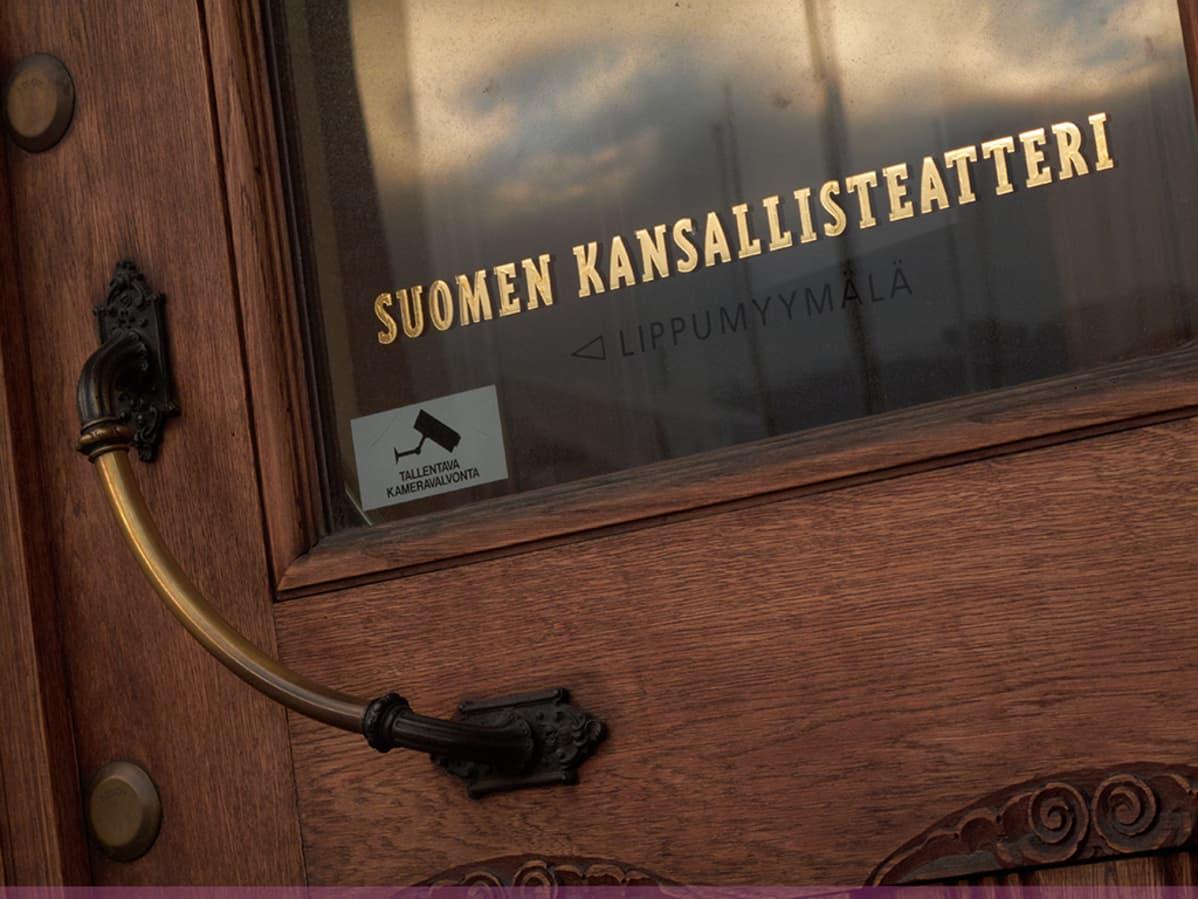 Suomen kansallisteatteri.