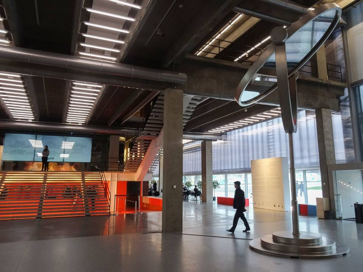 Kesäkuussa Moskovaan avautuneessa nykytaiteen museo Garagessa on vieraillut jo yli 400 000 ihmisitä.