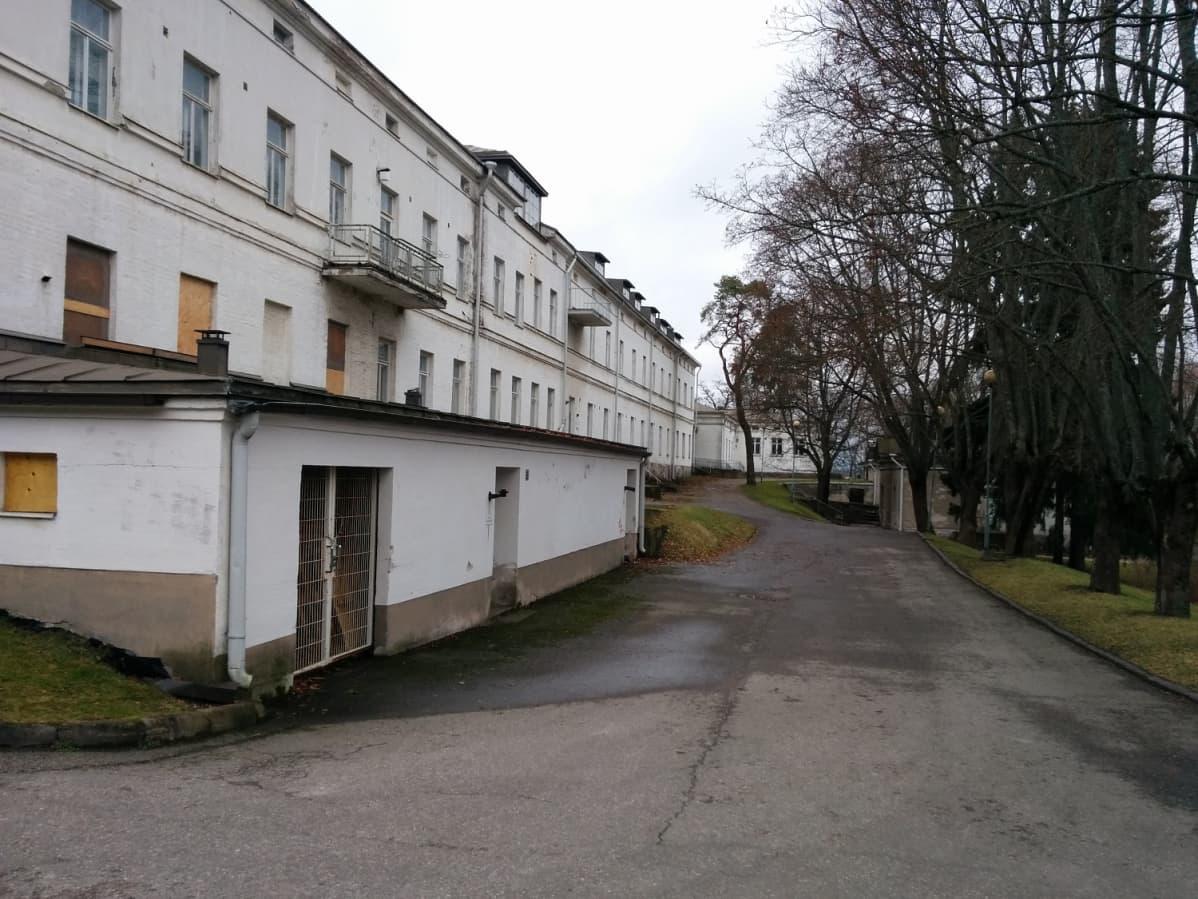 Lapinlahden sairaala