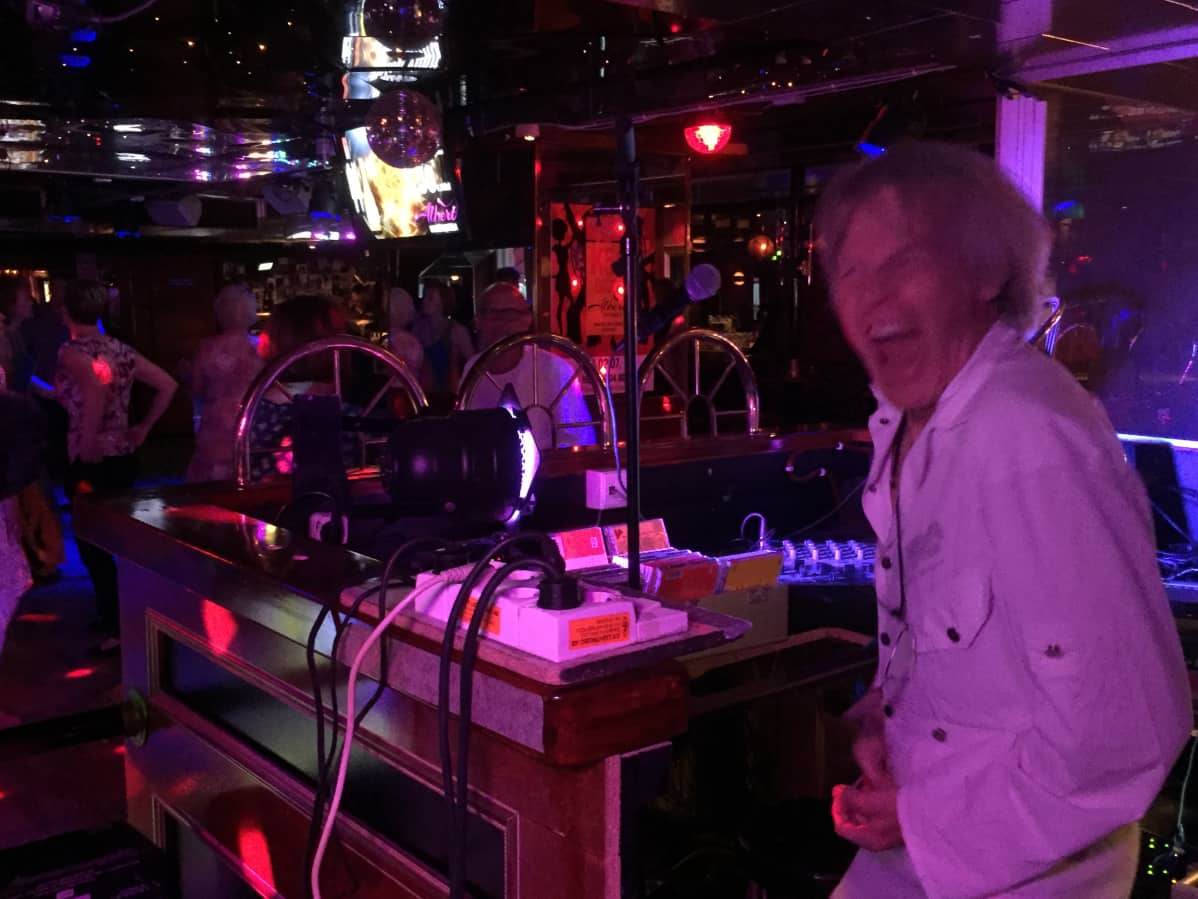 Markku Hänninen aloitti DJ-bisneksen 45 vuotta sitten.