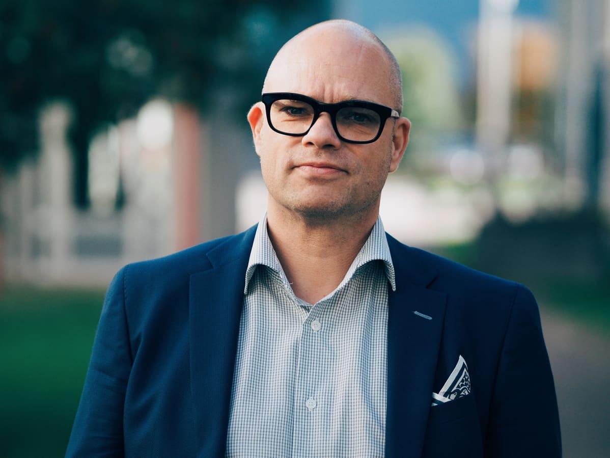 Takuusäätiön toiminnanjohtaja Juha A. Pantzar