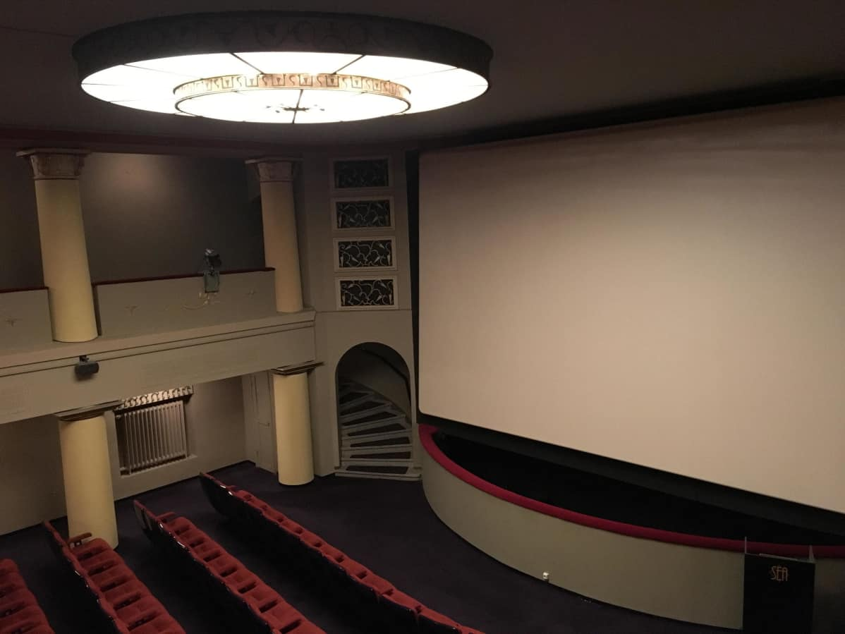 Elokuvateatteri Orion, Helsinki