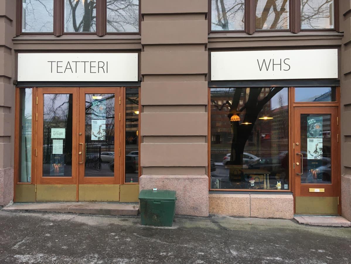 WHS Union Teatteri, Helsinki