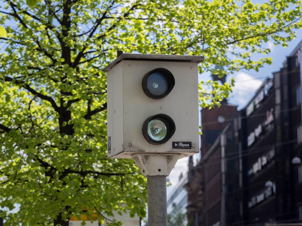 Liikennevalvontakamera