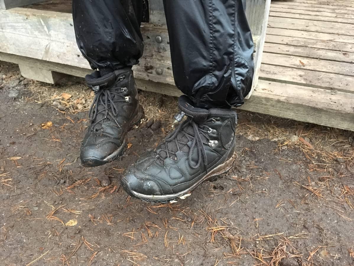 Trekking-kengät