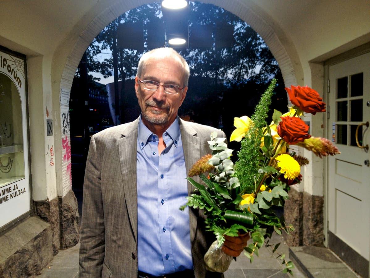 Nils torvalds EU vaalit 2014