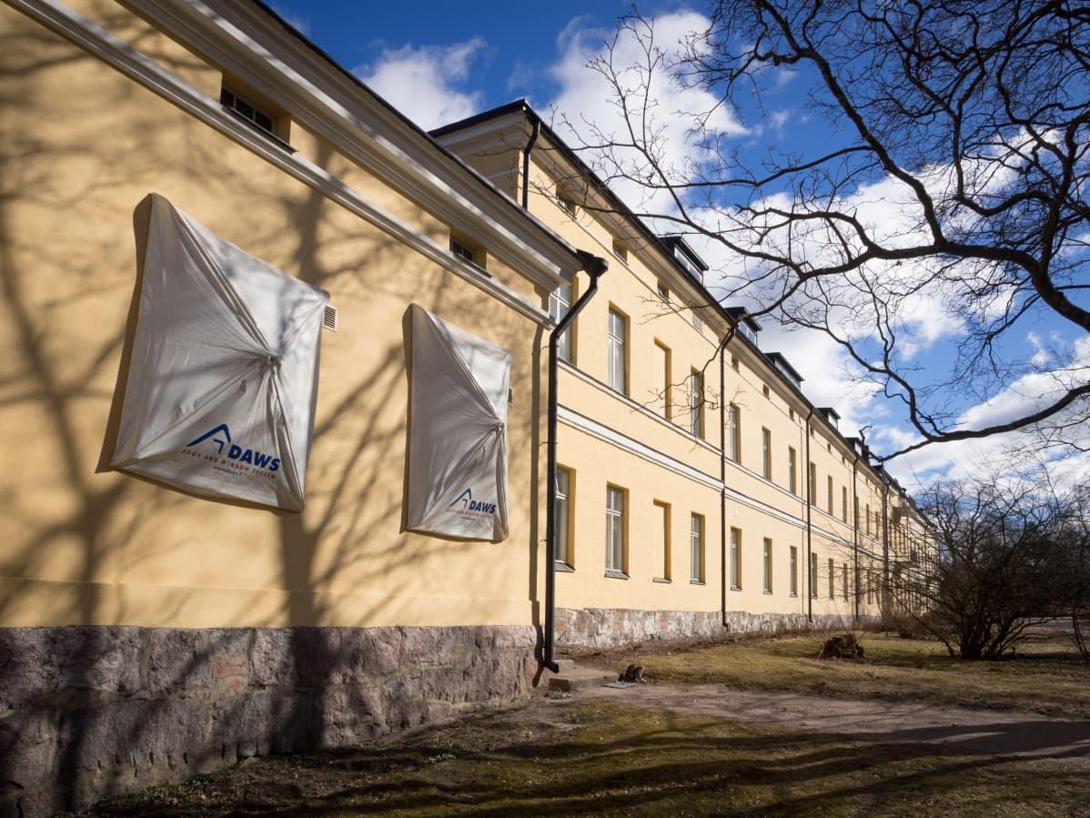 Mielen hyvinvoinnin ja kulttuurin tapahtumapaikka vanhassa Lapinlahden sairaalassa