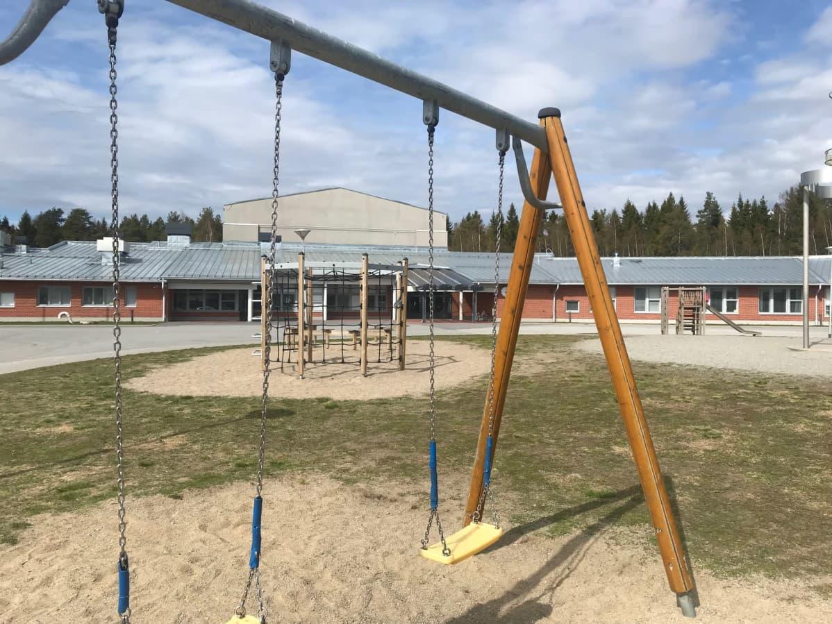 Länsinummi skola i Jakobstad