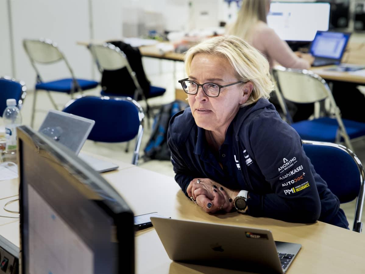 Tiina Lehmonen.
