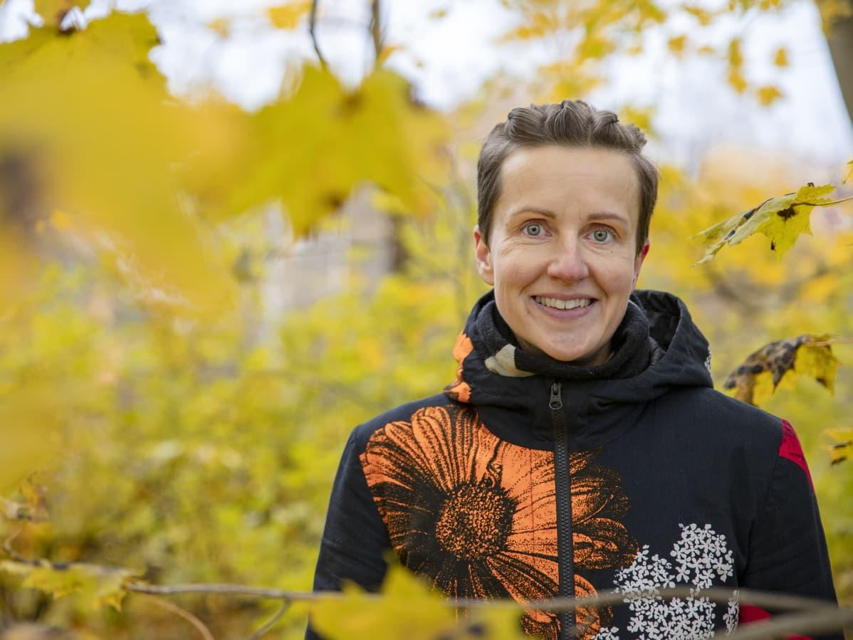 Projektipäällikkö Johanna Niilivuo Keski-Suomen kylät ry