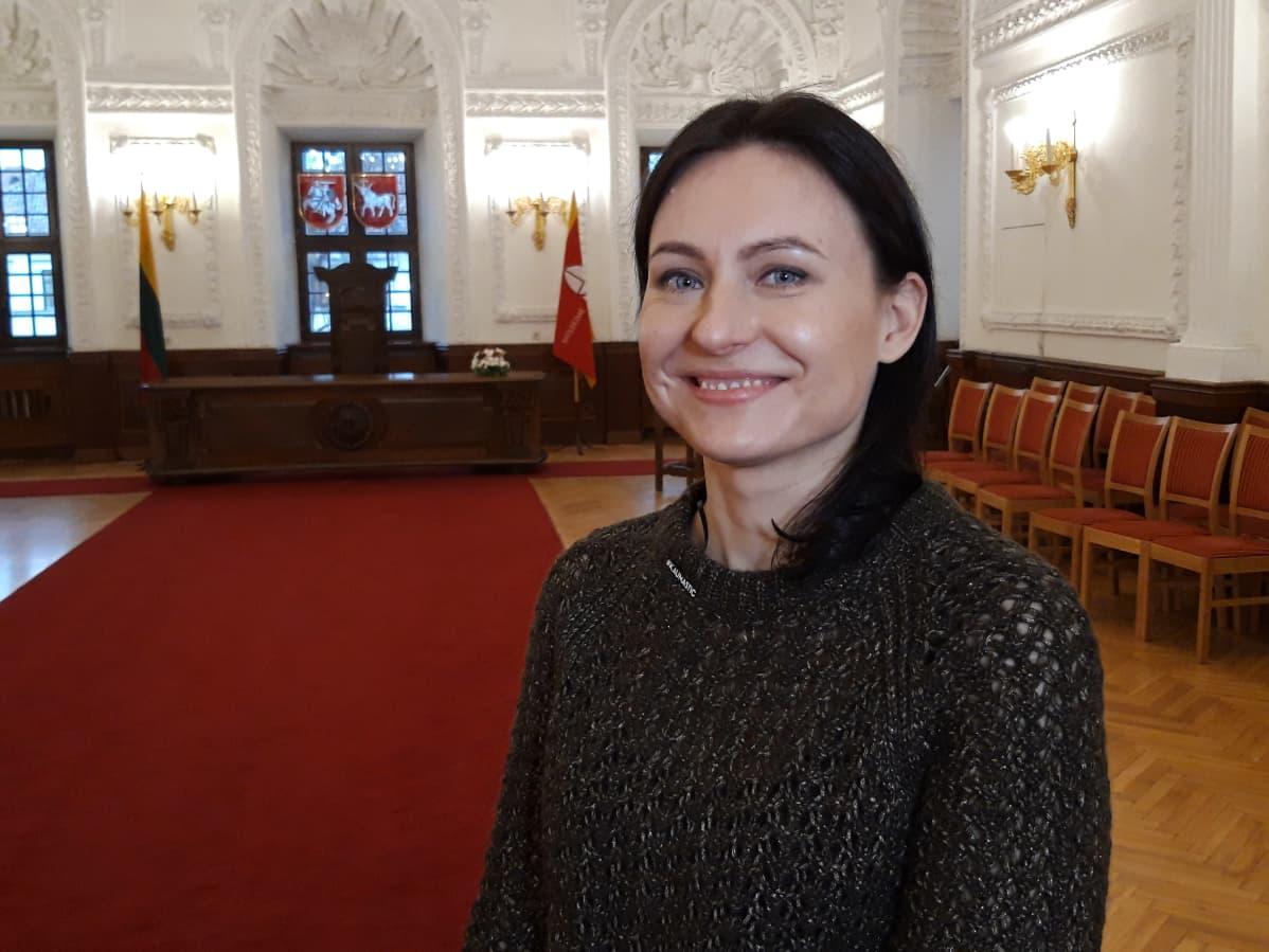 Liettuan matkailujohtaja