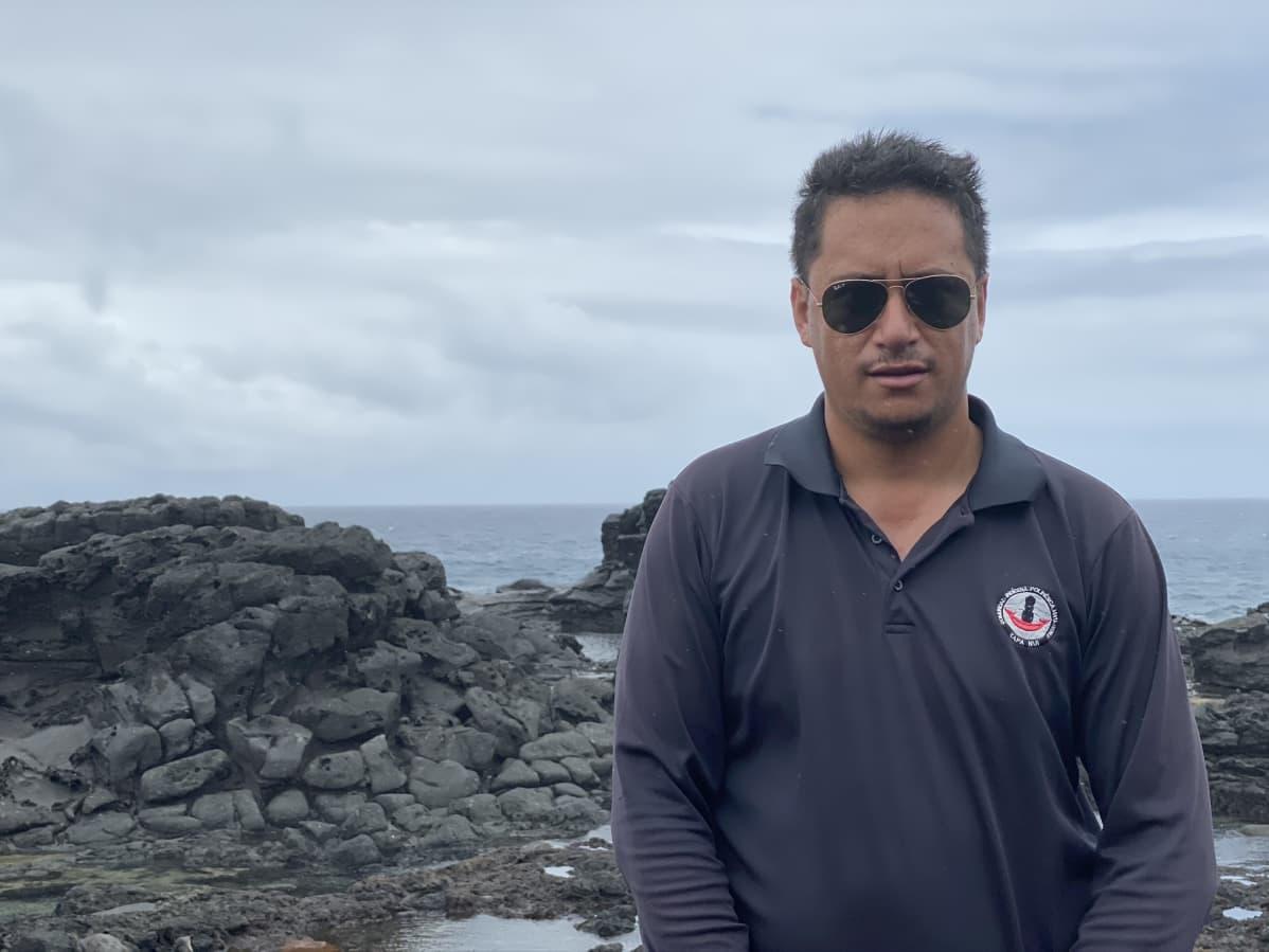 Arkeologi Rafael Rapu.
