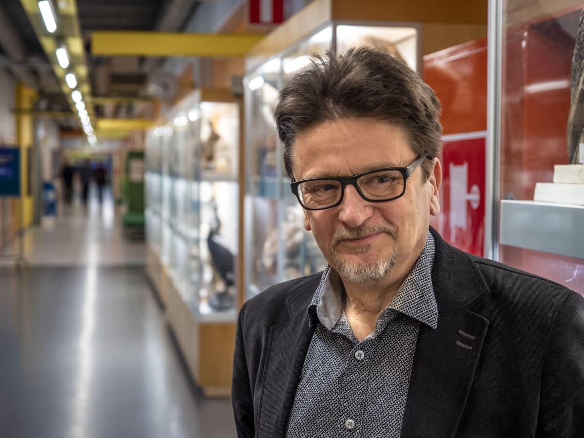 Professori Anssi Paasi Oulun Yliopistolla