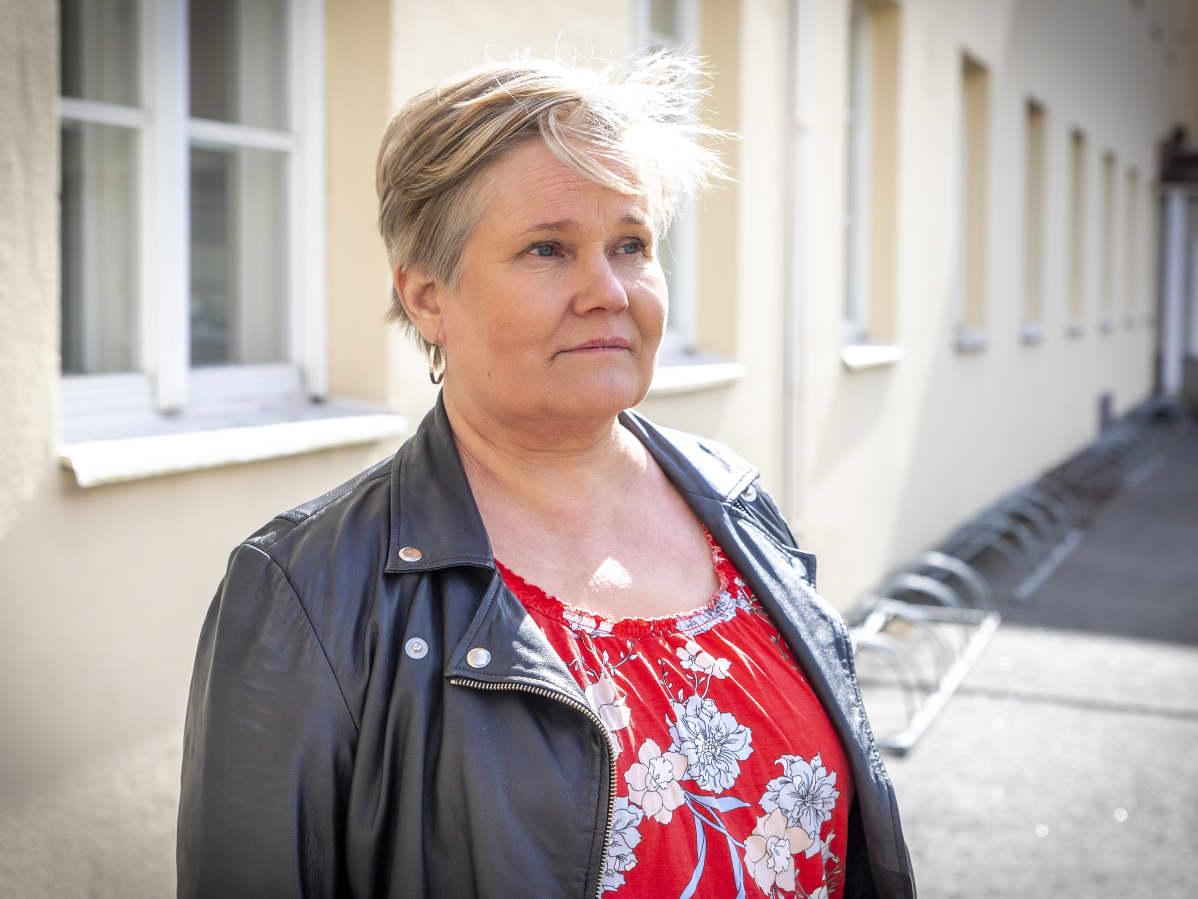Tiina Pilbacka-Rönkä, Oppimis- ja ohjauskeskus Valteri.