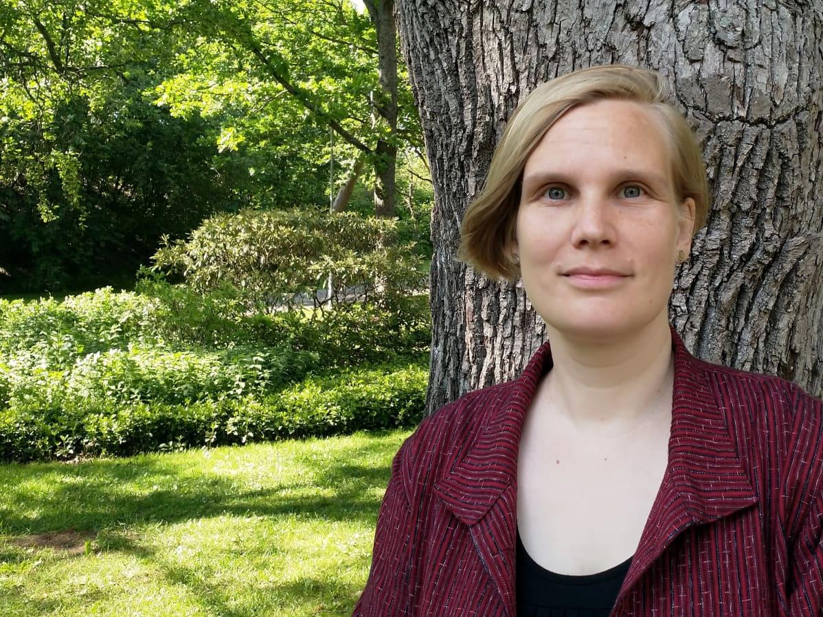 Tutkija Reeta Kangas