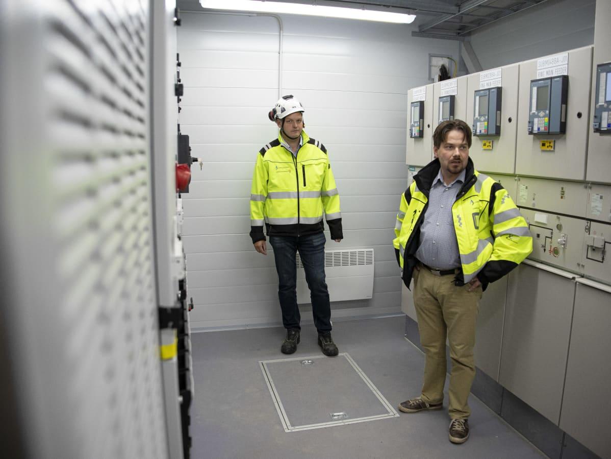 Toni Laakso, toimitusjohtaja, Lempäälän Lämpö