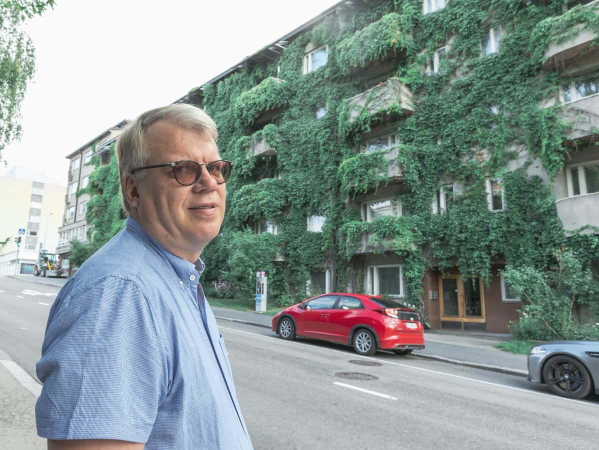 Isännöitsijä Jarmo Paloniemi, Jyväskylän kiinteistöpalvelu