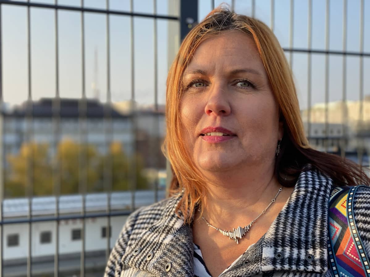 Päiväkoti Verkanappulat Oy:n toimitusjohtaja Minna Takkula