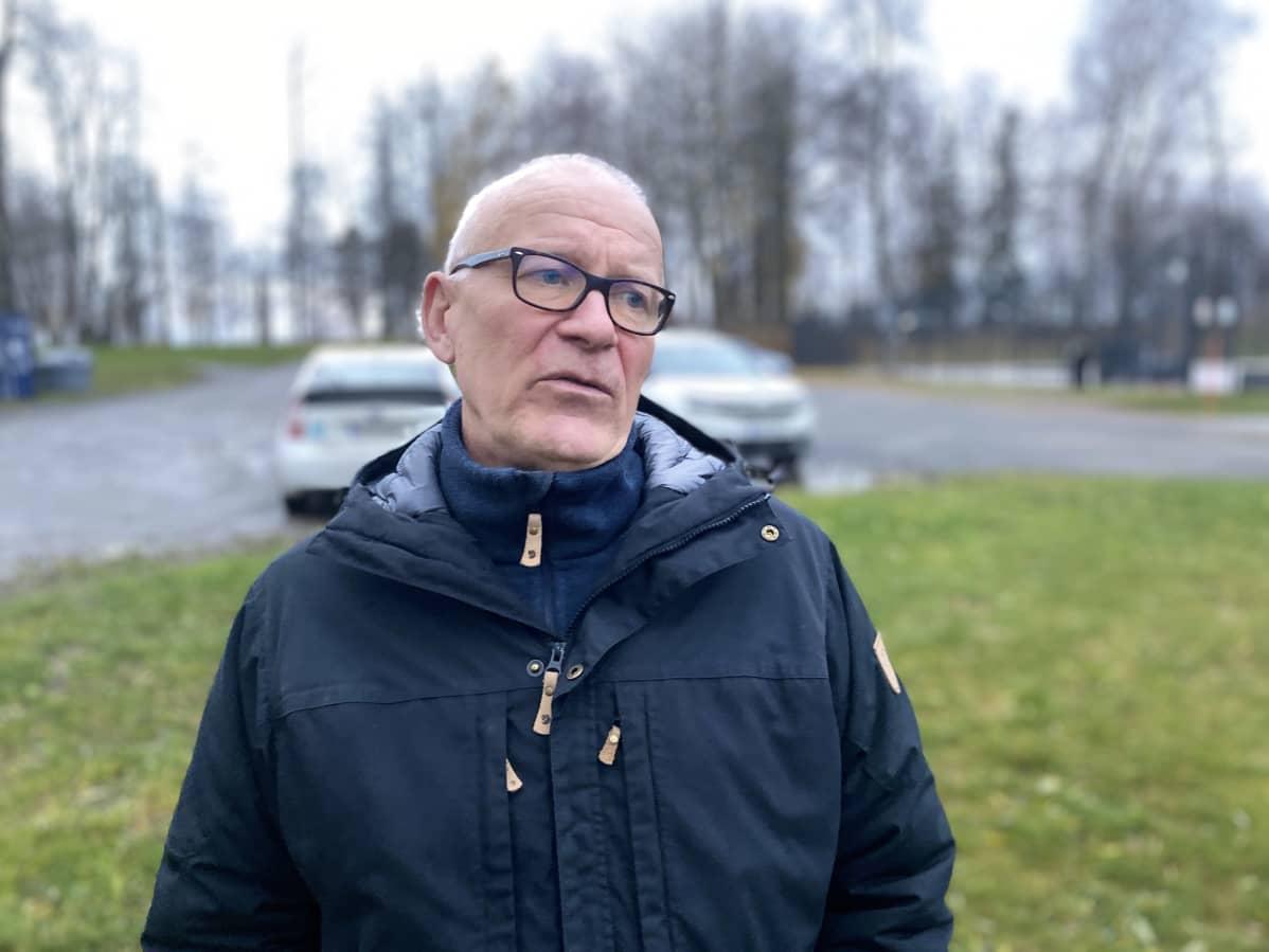 Jukka-Pekka Suvala.